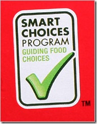 Smart Chioce label