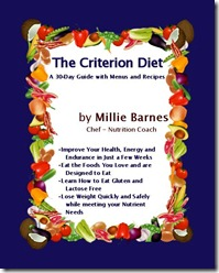 Book Cover Criterion Diet