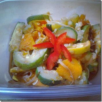 Sunburst Zucchini