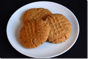 gluten-free-peanut-butter-cookie