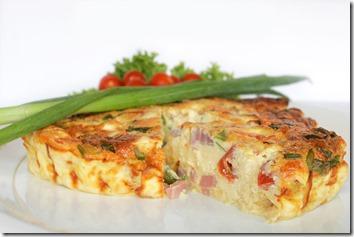 Deep Dish Frittata