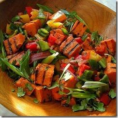 Asian Sweet Potato Salad