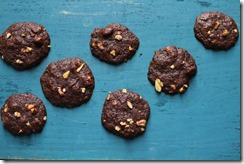 Chocolate Pistachio Sables'