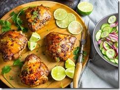 Vietnamese Baked Chicken