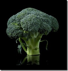 Broccoli flowerette
