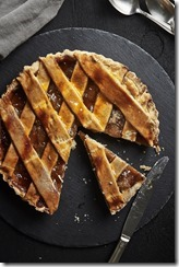 Pie crst